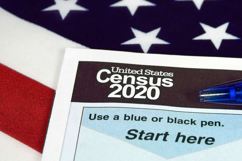 Be Better at the Census, Shaker!
